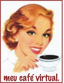 Volte sempre para tomar este delicioso cafezinho comigo.