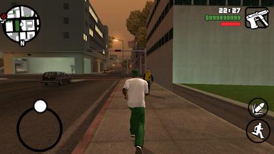 GTA San Andreas for Android-Screenshot-2