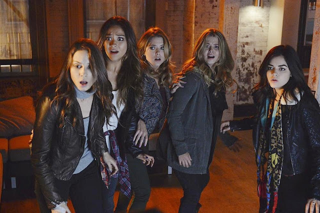 "Pretty Little Liars- 4.24 ""A is for Answers""-Review"