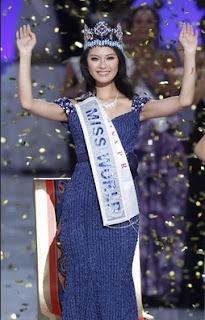 Miss Word 2012 Wenxia Yu