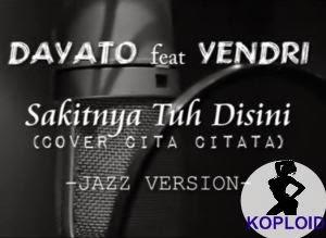 Yendri KDI - Sakitnya Tuh Disini ft Dayato Simbai