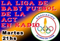 ACT Futbol infantil