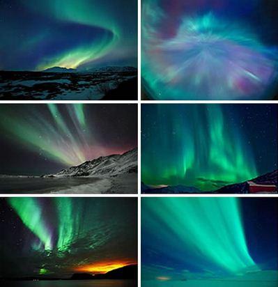 Definisi dan Pengertian Medan Magnet, Fenomena Aurora, Sudut Inklinasi serta Deklinasi