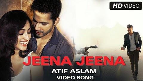 Jeena Jeena (Badlapur) HD Mp4 Video Song Download