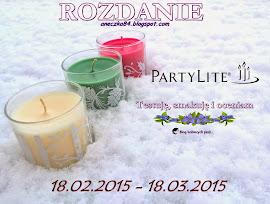Rozdanie z PartyLite