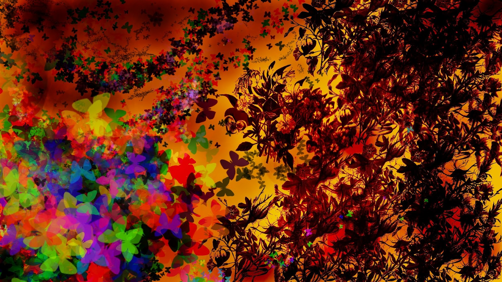 Wallpapers abstratos hd