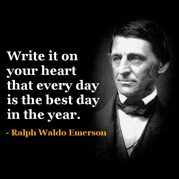 famous essays by ralph waldo emerson
