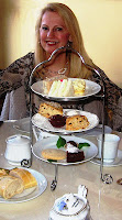 """QUEEN OF AFTERNOON TEA"" CELEBRITY AUTHOR INTERVIEWS"
