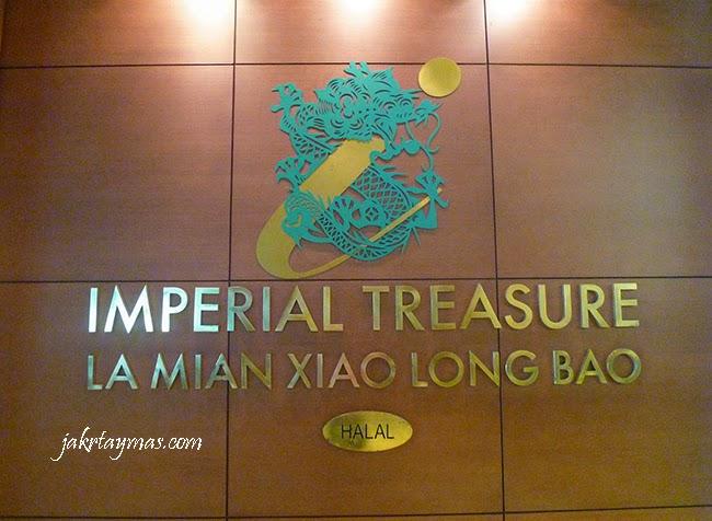 Restaurante Imperial Treasure en Yakarta