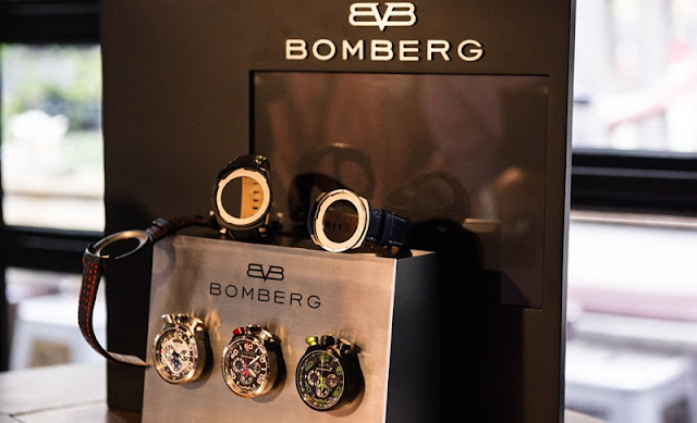 BOLT-68 Neon, For The Bold & Modern, bomberg watches