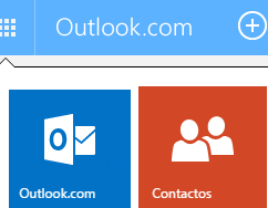Como editar tus conexiones a redes sociales desde Outlook Mail