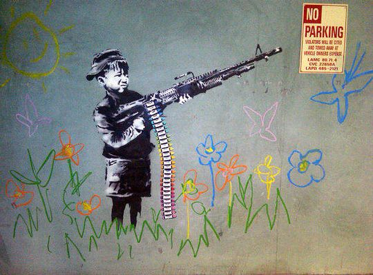 Labels Banksy Facebook pictures quotes revolution
