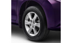 "Stylish Alloy Wheel 14"" sirion 2013"
