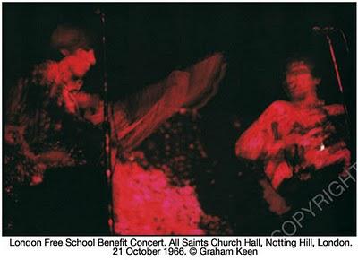 Pink Floyd London Free School