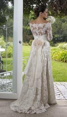 Hochzeitskleider Zweiteilig 2015