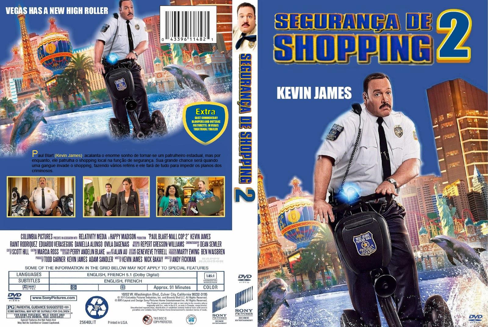 Download Segurança de Shopping 2 BDRip XviD Dual Áudio Seguran 25C3 25A7a 2Bde 2BShopping 2B2