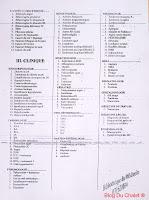 Programme du Concours de Résidanat en Médecine de Constantine - Algérie (Session Octobre 2012)