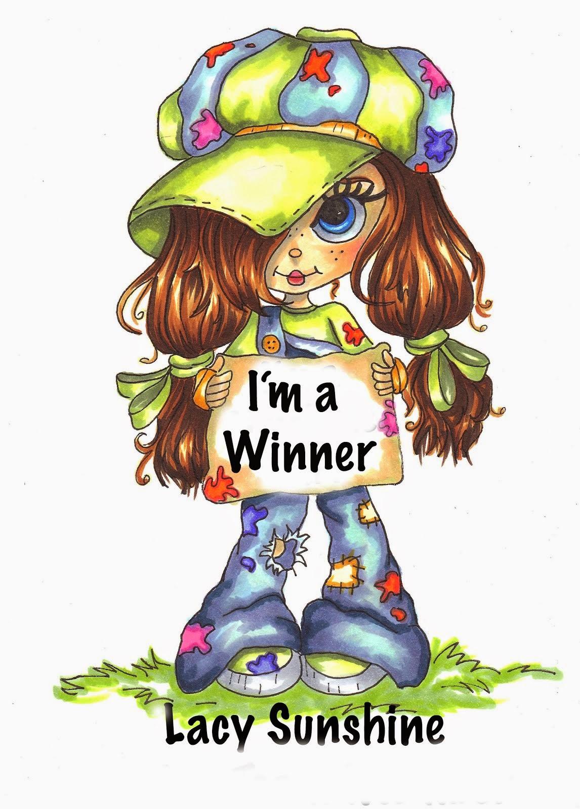 IT'S A WINNER!