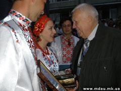 Новини МДАУ. Софіївські зорі.