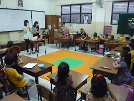 Marlupi Dance Academy Gunung Sahari Goes to School, SDK III BPK Penabur