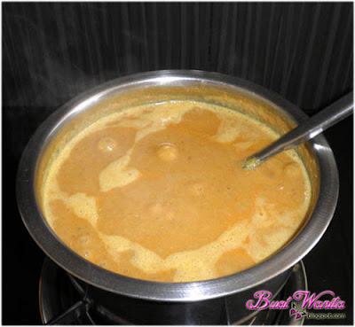 Resepi dan cara masak buat laksa johor simple sedap