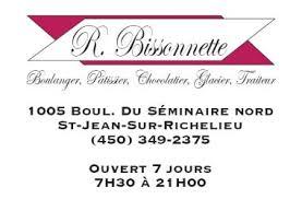Patisserie Rene Bissonnette