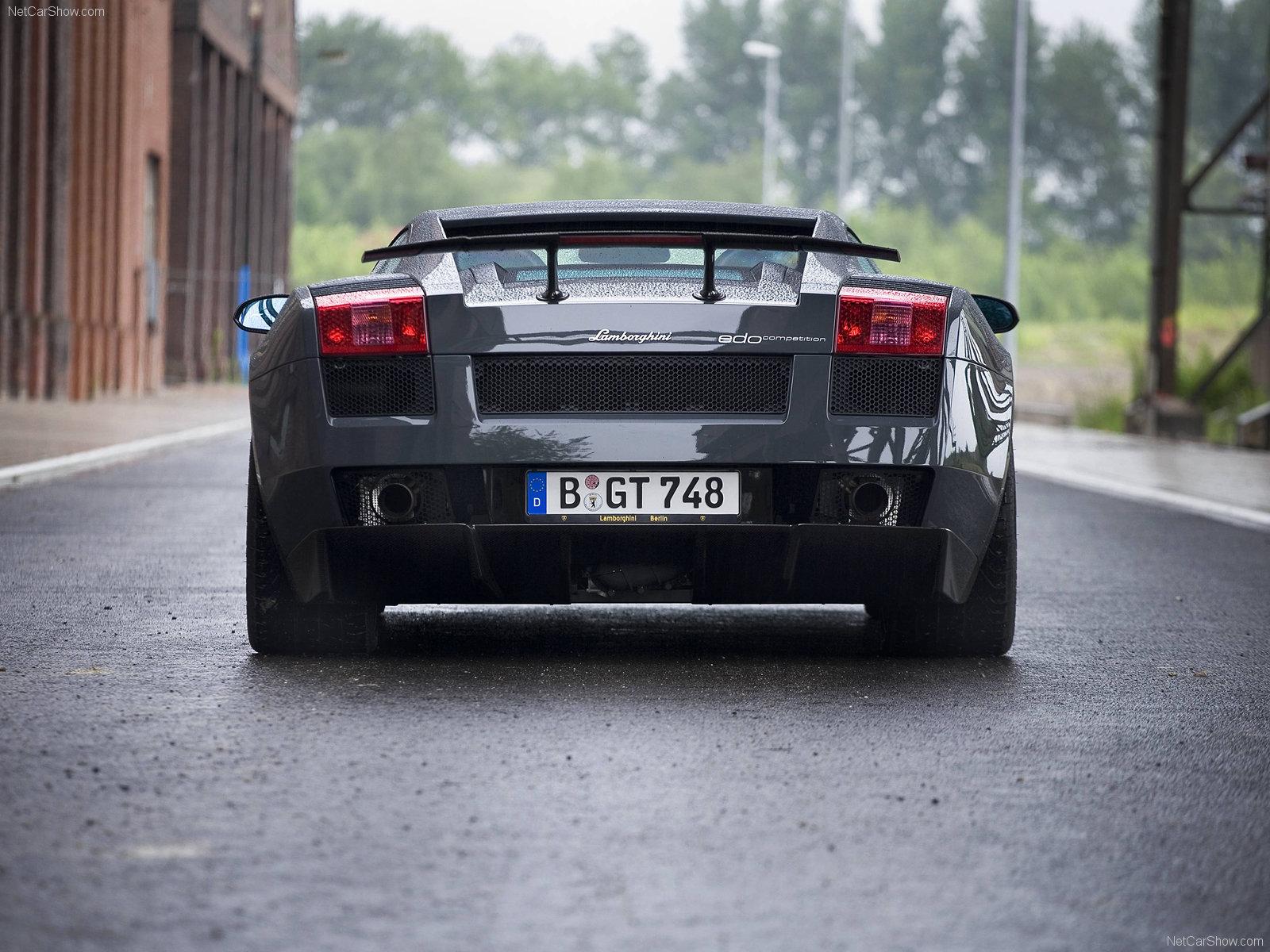 Hình ảnh siêu xe Edo Lamborghini Gallardo Superleggera 2008 & nội ngoại thất