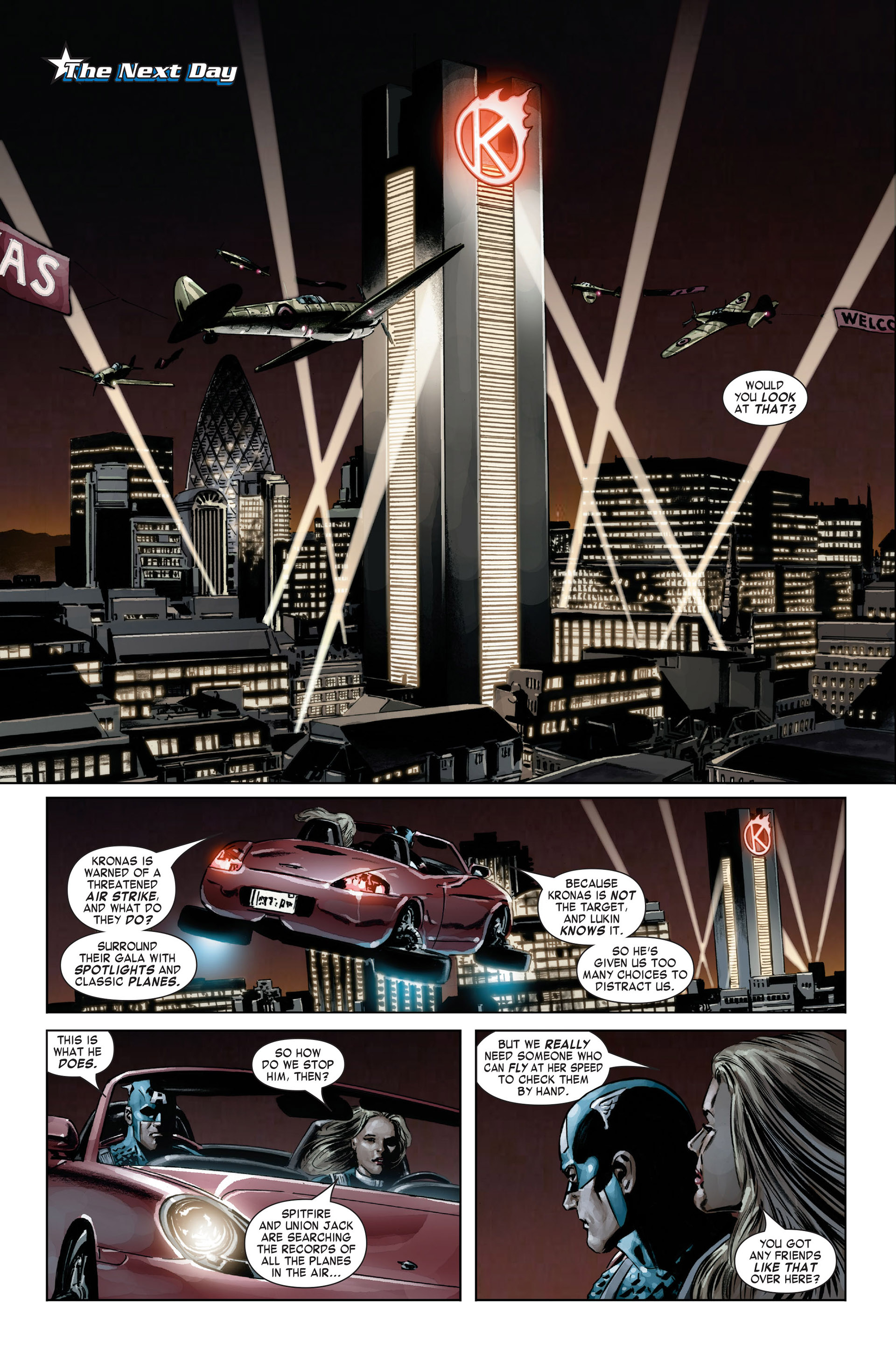 Captain America (2005) Issue #20 #20 - English 8