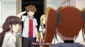 High school DxD New 02 assistir online legendado