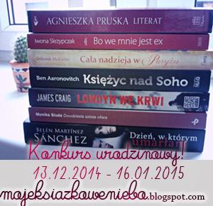 http://mojeksiazkoweniebo.blogspot.com/2014/12/konkurs-urodzinowy.html