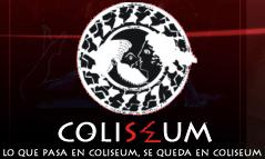 Antro Swinger Coliseum en México D.F.