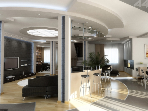 3d Walkthrough Apartment Interior Free Download