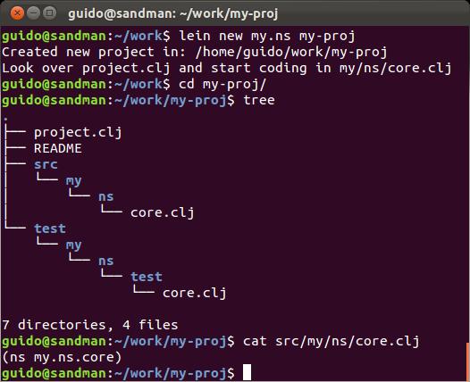 Projekt s jiným namespacem