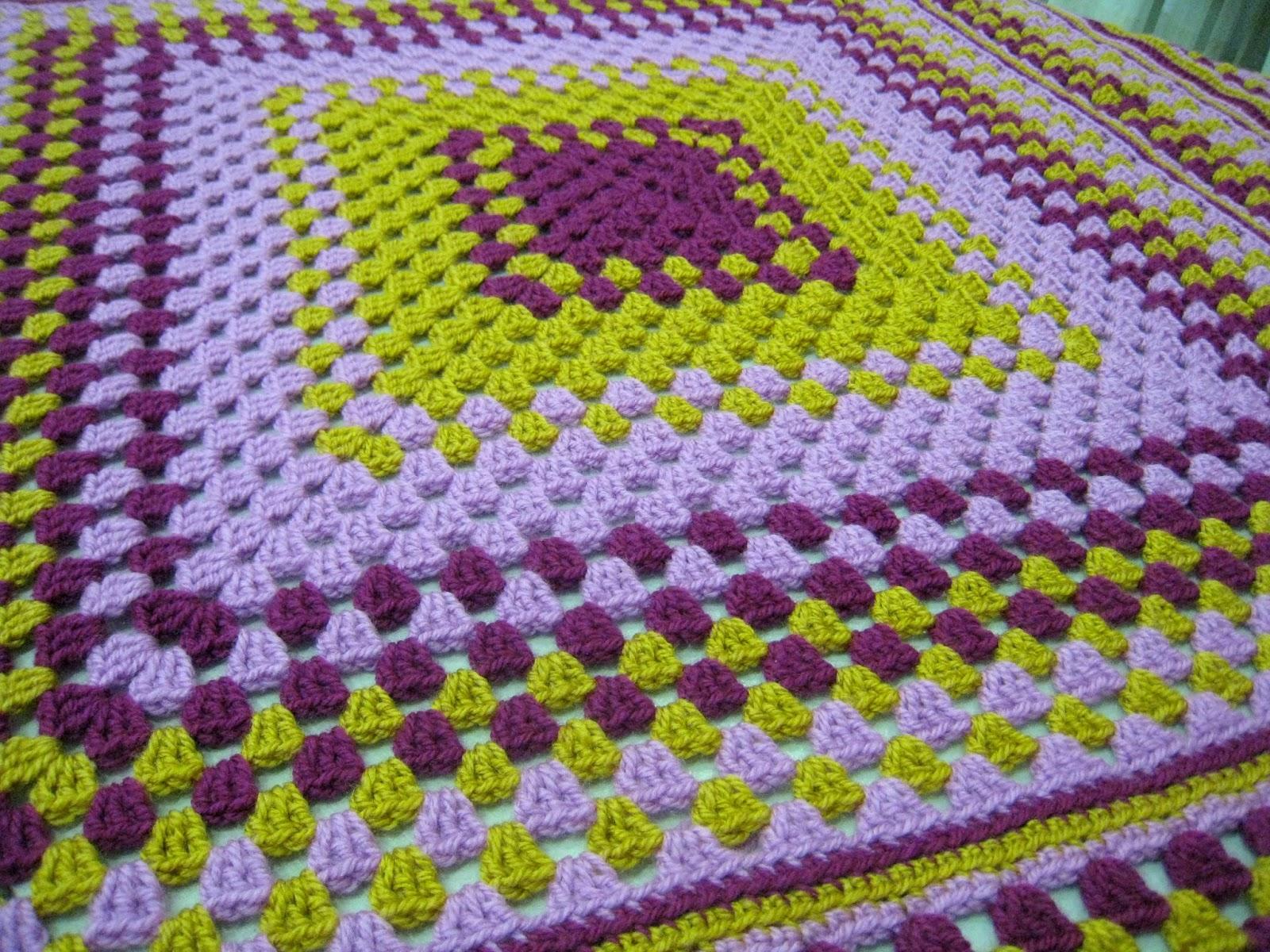 Al sol a mano septiembre 2013 for Mantas de lana para sofa