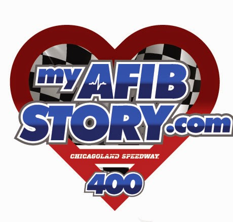 Race 27: MyAfibStory.com 400 at Chicagoland