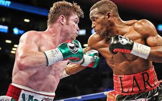 Watch Saul Alvarez vs. Erislandy Lara live Boxing on 12 July 2014