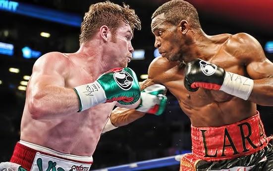 Watch Saul Alvarez vs. Erislandy Lara live Boxing on 12 July 2014