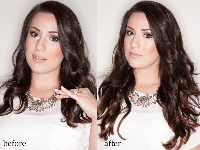 Clip In Hair Extensions Step By Step Guide 40