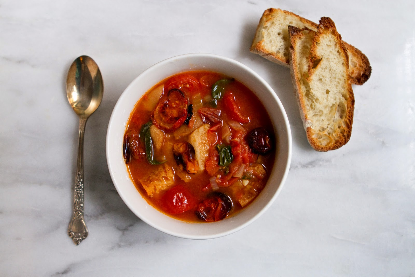 Little Market Kitchen Pappa Al Pomodoro Tomato Amp Bread Soup
