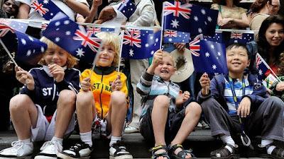 Happy Australia Day 2016 Greeting Cards