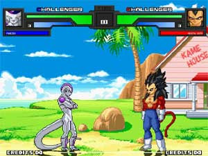 dragon ball af game