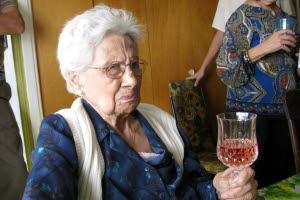 A utilizadora mais velha do Facebook tem 105 anos