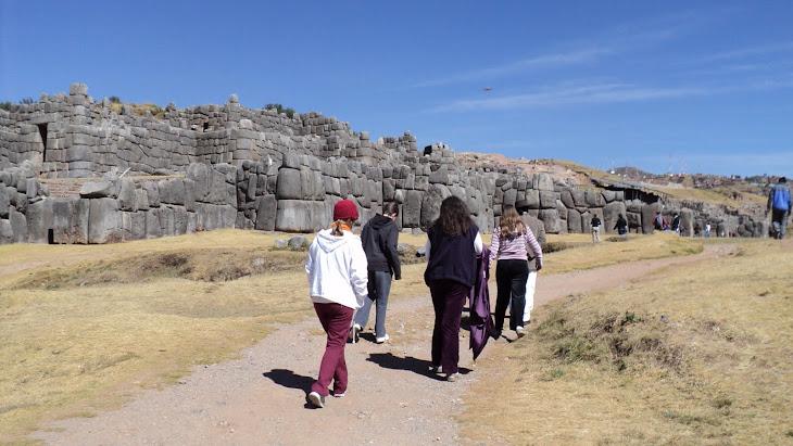 Viagem ao Peru -  Saqsayhuaman