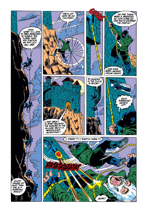 Captain America (1968) Issue #383 #316 - English 48