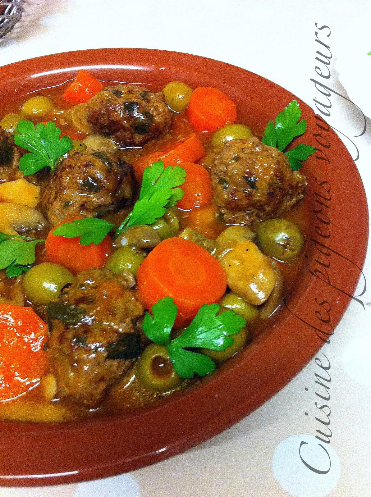 C hier de recettes des pigeons voyageurs boulettes - Comment cuisiner les boulettes de viande ...