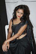 Actress Bhanu Hot photos in black-thumbnail-1