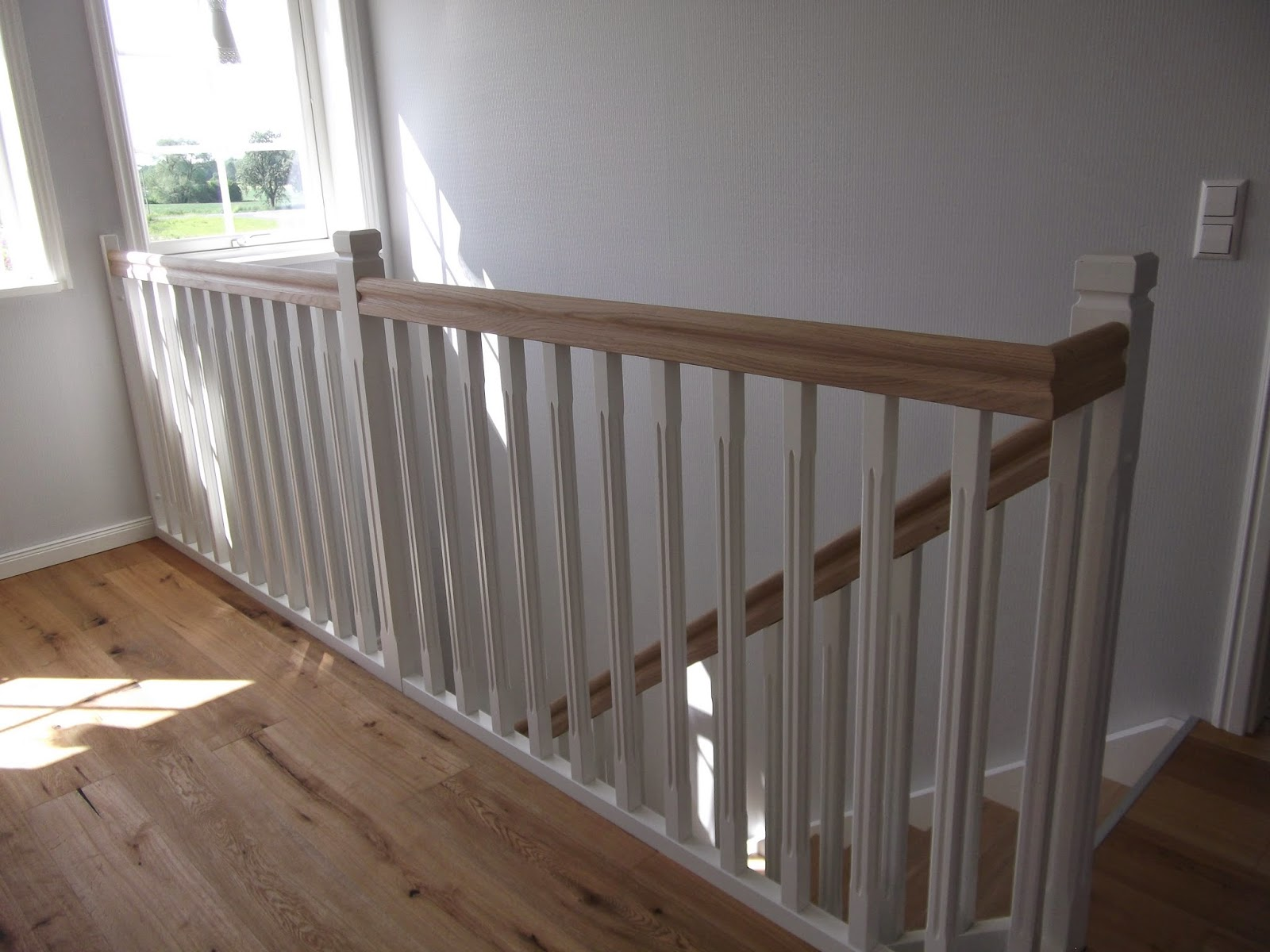 Schwedenhaus innen treppe  Kleine Lotta ~ Unser Schwedenhaus: Wir sind eingezogen !!