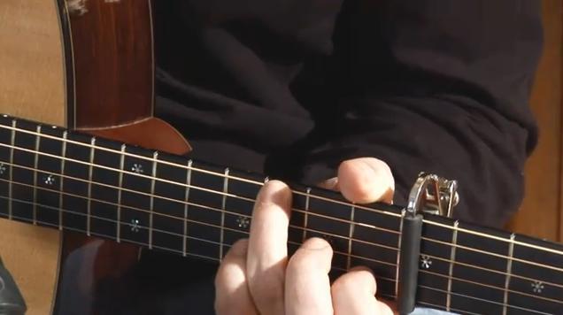 Celtic guitar steve baughman and robin bullock dans for Dans keff