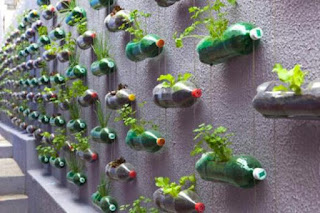 Reciclagem - garrafa pet