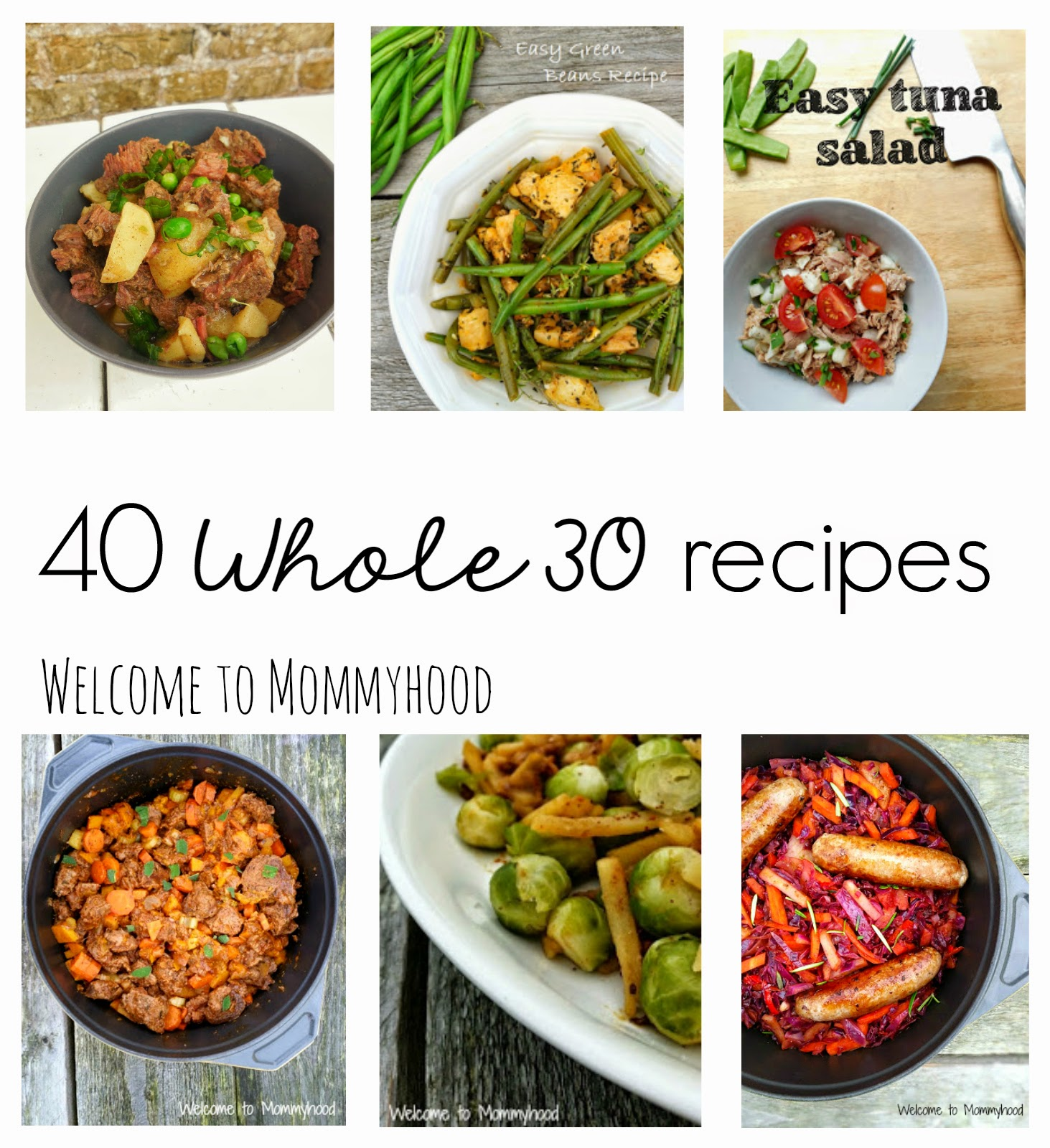 Welcome to Mommyhood: Whole 30 recipes #paleo, #whole30